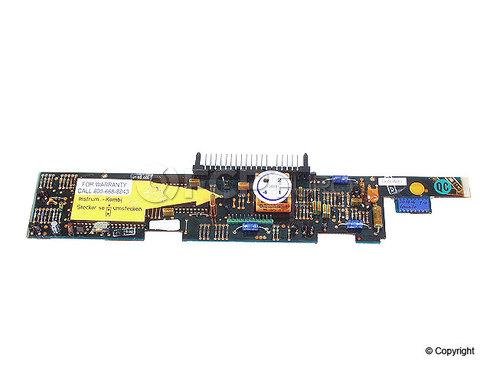 BMW Instrument Panel Circuit Board - Programa 62111385101
