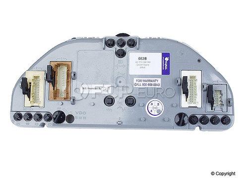 BMW Instrument Panel Circuit Board (735i 735iL 750iL 525i 535i) - Programa 62111390082
