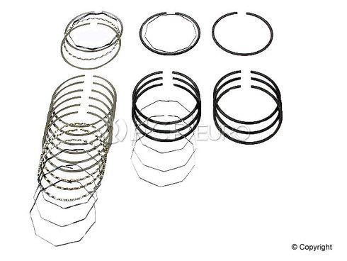 BMW Engine Piston Ring Set (320i 318i 2002 2002tii) - Deves DEV-1901