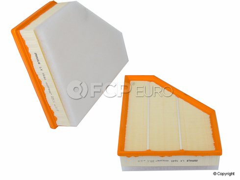 BMW Air Filter (335d) - Mahle LX1640