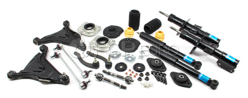 Volvo Control Arm Suspension Kit (S70 V70 850) - Sachs 850KIT10FR2