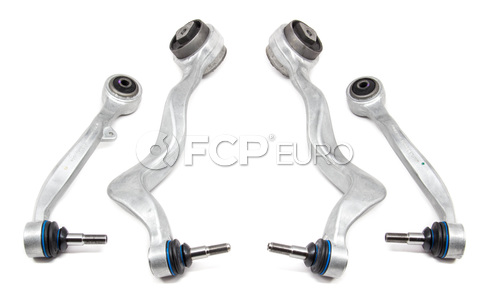 BMW 4-Piece Control Arm Kit (E60) - Meyle E60ARMS-