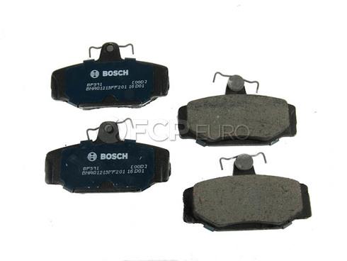 Volvo Brake Pad Set - Bosch 31261186
