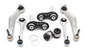 BMW Control Arm Kit 8-Piece - Lemforder E60KIT-EARLY