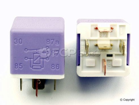 Jaguar Door Window Relay (XJS) - OEM Supplier DAC7687