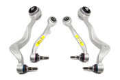 BMW 4-Piece Control Arm Kit - Lemforder E60ARMS