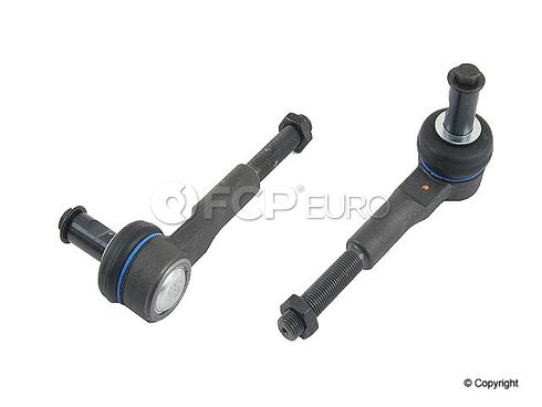 Audi Tie Rod Assembly Kit (Pair) - Meyle 4F0419811DKIT