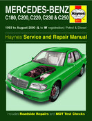 Mercedes Repair Manual - Haynes HAY-3511