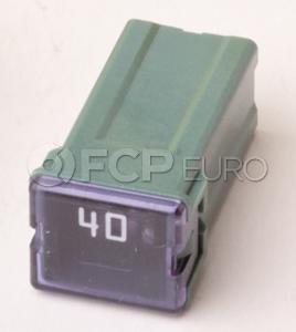 40 Amp Fuse Green - Flosser 609040
