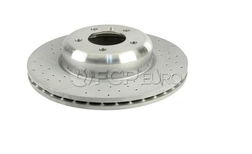 BMW Performance Brake Disc (128i 135i) - Genuine BMW 34116786392