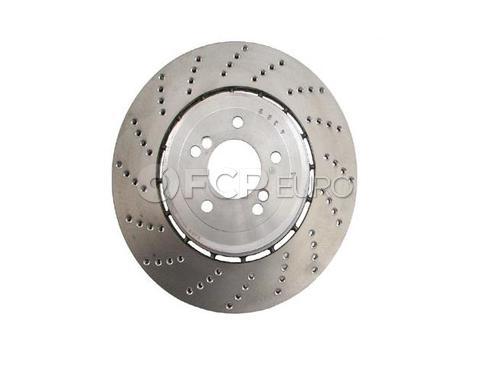 BMW Brake Disc (E60 E63 E64 M5 M6) - Genuine BMW 34112282806