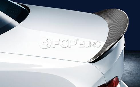 BMW Performance Carbon Fiber Spoiler (E92 M3) - Genuine BMW 51622159805
