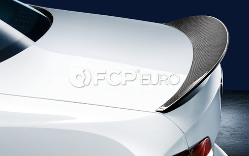 BMW Performance Carbon Fiber Spoiler (E92 M3) - Genuine BMW 51622159805
