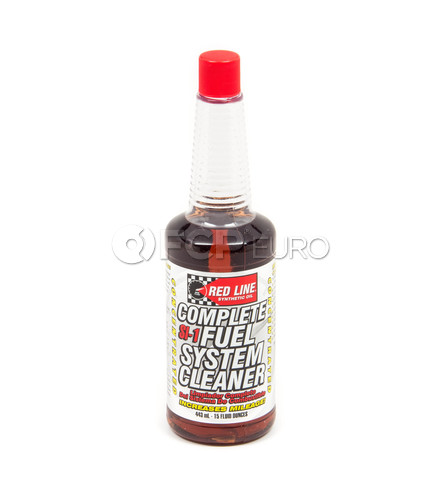 Red Line Fuel System Cleaner (SI-1 15oz) - 60103