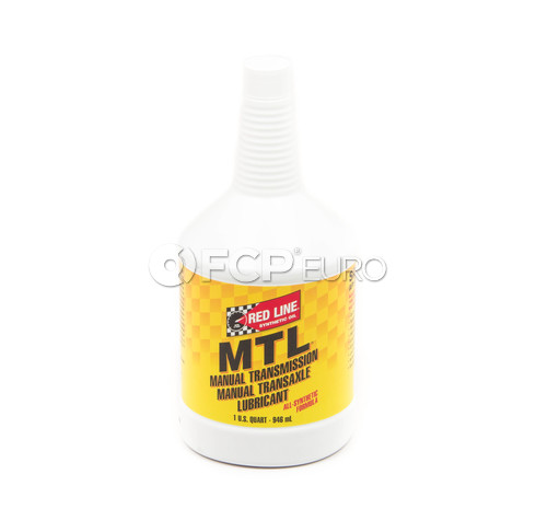 Red Line MTL 75W80 Gear Oil  (1 Quart) - 50204