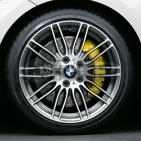 BMW Performance Wheel (128i 135i) - Genuine BMW 36116781043