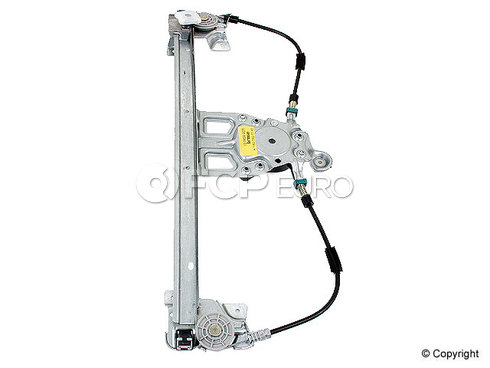 Mercedes Window Regulator Rear Left - Genuine Mercedes 1407301146OE