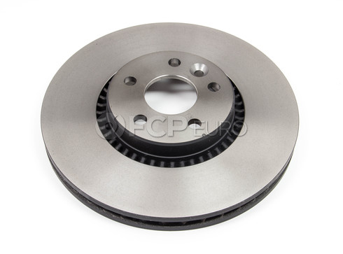 "Volvo Brake Disc 12.44"" (S60 V70 XC70 S80) - Genuine Volvo 31400764"