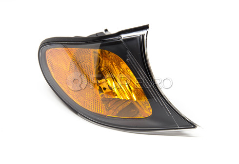 BMW Turn Signal Assembly Front Right (E46) - Genuine BMW 63137165860
