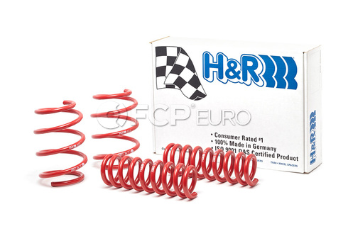 BMW Race Spring Lowering Kit - H&R 50493-88