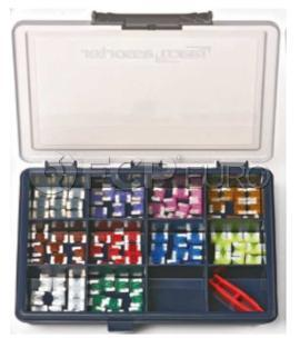 Low Profile Fuse Kit (Assorted) - Flosser 213020