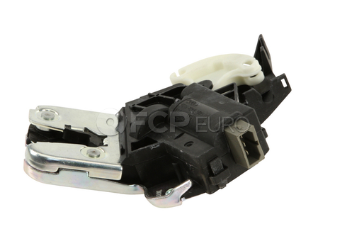 Audi VW Trunk Latch (A4 A5 A6 A8 CC Eos Jetta Passat RS4 S6 S8) - Genuine VW Audi 4F5827505D