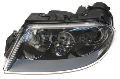 VW Headlight Assembly Left (Passat) - Hella 3B7941017T