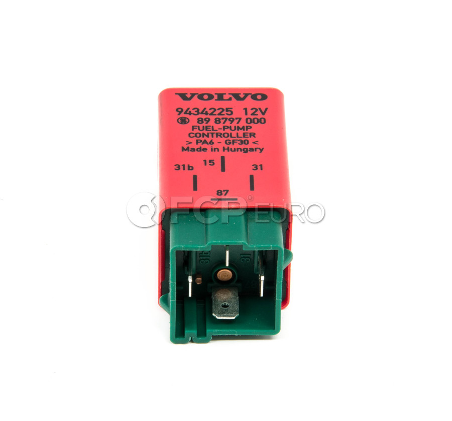 Oe on Volvo 740 Fuel Pump Relay