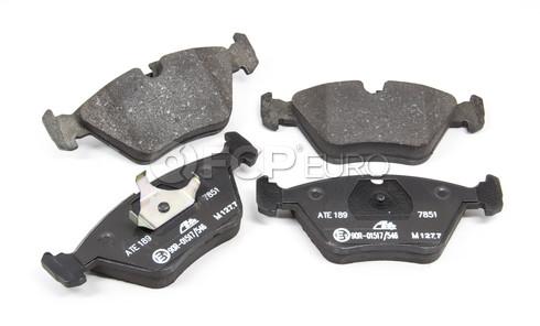BMW Brake Pad Set Front - ATE 606033
