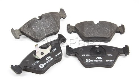BMW Brake Pad Set - ATE 606033