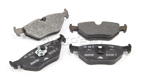 BMW Brake Pad Set Set (540i 740i M5) - ATE D1132A