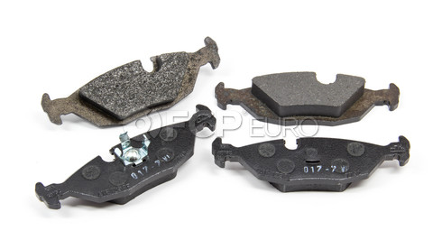 BMW Brake Pad Set Set (318i 325 325is) - ATE 607036