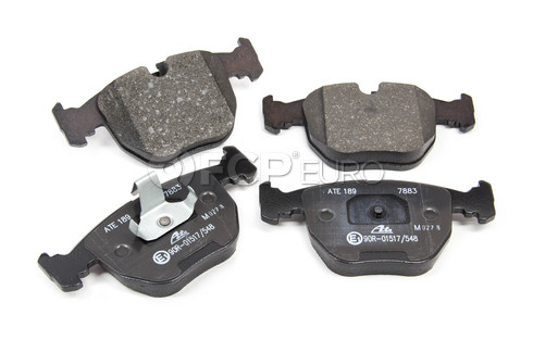 BMW Brake Pad Set Set Front (530i 540i 740i) - ATE 607078