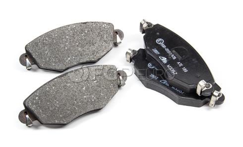 Jaguar Brake Pad Set (X-Type) - ATE EU910