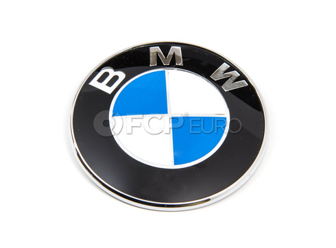 BMW Roundel Emblem - Genuine BMW 51141970248