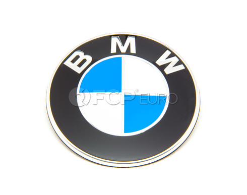 BMW Roundel Emblem - Genuine BMW 51148219237