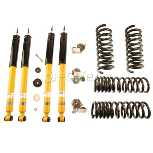 Mercedes Suspension Kit Front and Rear (E320 E430) - Bilstein 46-190437