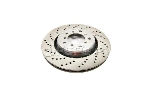 BMW Brake Disc - Zimmermann 34112282802