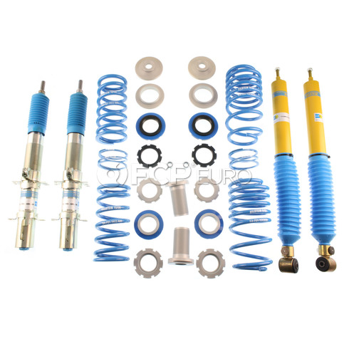 Audi Suspension Kit Front and Rear (TT) - Bilstein 48-080484